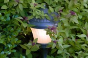 low voltage landscape lighting fixture