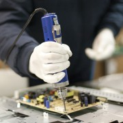electronics manufacturing worker